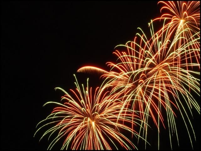 fotos de fuegos artificiales(muy buenos)
